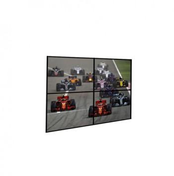 Videowall a parete 2x2  (4...