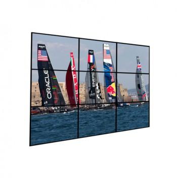 Videowall a parete 3x3   (9...