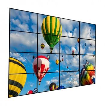 Videowall a parete 4x4 (16...