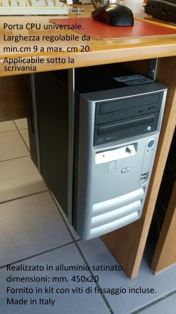 Porta CPU salvaspazio
